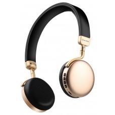avlink Cuffie Bluetooth metallizzate Oro