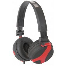 QX40R Red Stereo Headphones