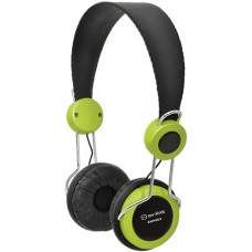 Classroom Headphone with Mic - Green