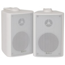 BC3-W 3 Stereo speaker, White