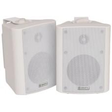 BC4-W 4 Stereo speaker, White