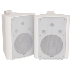 BC8-W 8 Stereo speaker, White