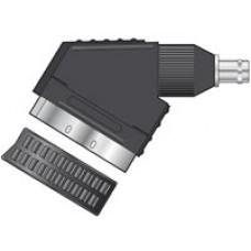 BNC/SCART adaptor