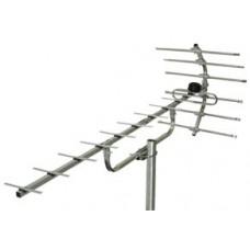 Dedicated digital wideband UHF aerial