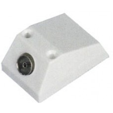 BA31 Surface mounting coxial outlet