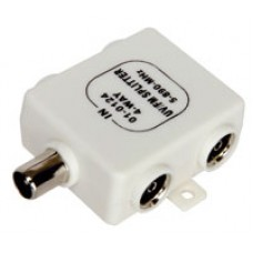 MX40 4-way signal splitter -Seal Bag