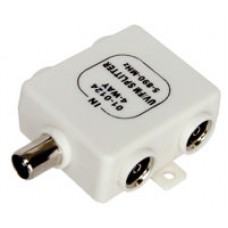 BX40 4-way signal splitter