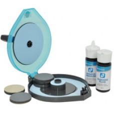 Disc scratch repair kit