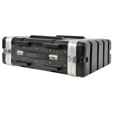 ABS 19 equipment case - 3U