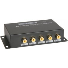 1:9 Composite Video Distribution Amplifier