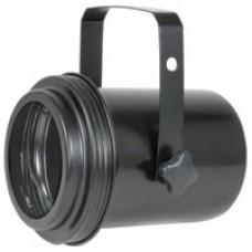 PAR36 spot light, black