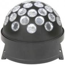 Fireball disco light (white)
