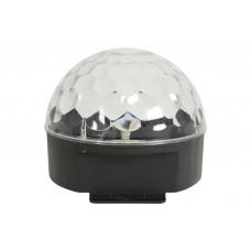 qtx Effetto luce discoteca LED Moonglow