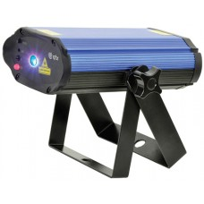 Mini RGB Galaxy Laser with Built In Rechargeable Battery