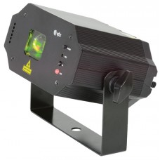 Compact Mini Laser Scanner Red/Green/Yellow