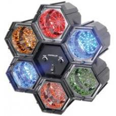 LL6 linkable LED light pods with controller