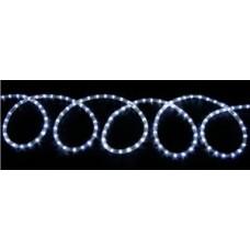 LED Rope light set - 20m, White (8000K)