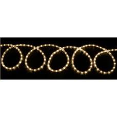 LED rope light set 10m - warm white (2800-3300K)