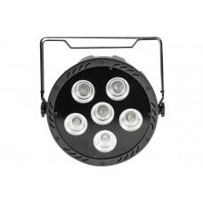 qtx Effetto luce PAR LED RGBW 6 x COB LED
