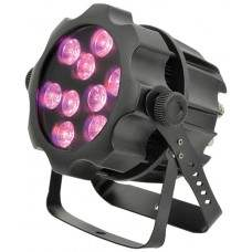 Compact PD9H-25 Outdoor RGBWA+UV PAR48 Can