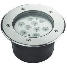 DA9M-45 Lampada circolare a led da pavimento RGB