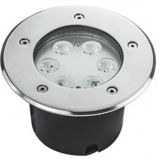 DA6M-45 Lampada circolare a led da pavimento RGB