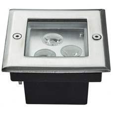 DS3M-45 Lampada quadrata a led da pavimento RGB