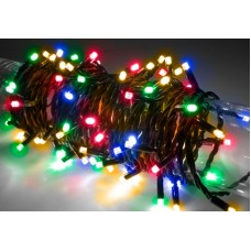 180 LED heavy duty static string light - Multicolour RGBA