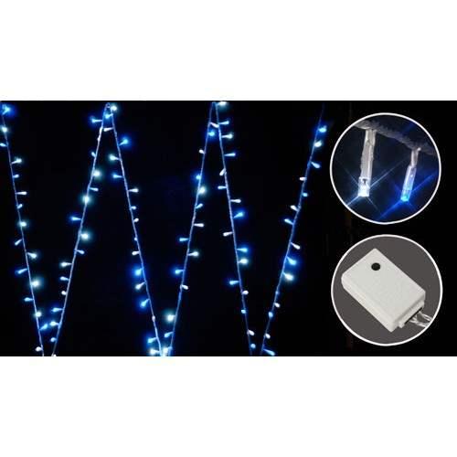 100 LEDs string light - Blue+White