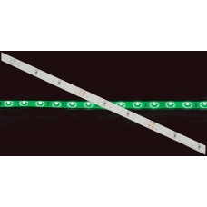 24V Nastro Led 5m reel - green