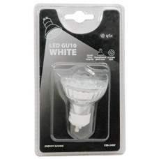12 x Lampadina LED GU10, 230Vac - White