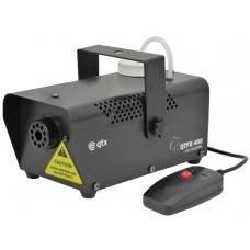 QTFX-400 compact Macchina del Fumo