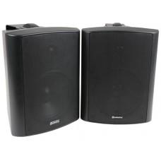 BC6A-B active stereo speaker set - black