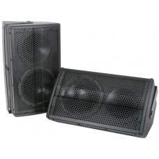 CX-8088 speakers 8 100W pair - black