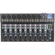 CM10-LIVE Mixer Compatto con Delay + USB/SD player