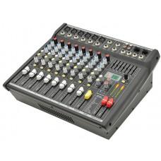 CSP-410 Mixer Amplificato 10 input 400W