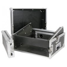 19 Combo Flightcase - 2U + 8U