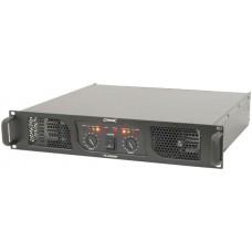 PLX2800 Amplificatore di potenza, 2 x 1050W @ 4 Ohms