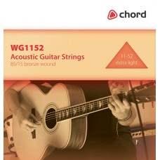 Acoustic Guitar Strings 11-52