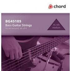 Bass Guitar String 4 Set 0.045