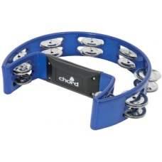 Tambourine - Single D blue