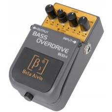 BOD-1 Bass Overdrive Pedal