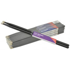 Black U.S. hickory sticks 5BN 12pr