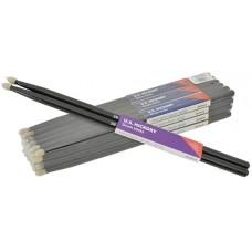 Black U.S. hickory sticks 2BN 12pr