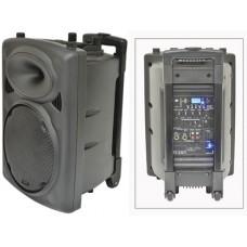 QR10PA portable PA