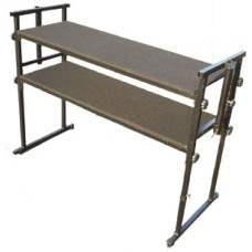 1.7m Carpet board shelf for DJ Stands