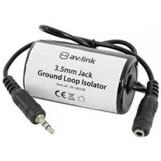 High quality ground loop isolator
