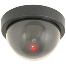 Telecamera finta Dome Camera con led Rosso