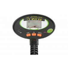 mercury Metal detector professionale con display LCD