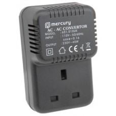 Step up voltage converter 110V - 230V 45W
